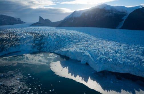 scenic Arctic landscape