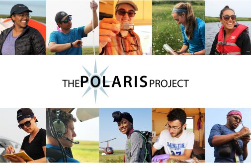 Polaris Project students photo collage