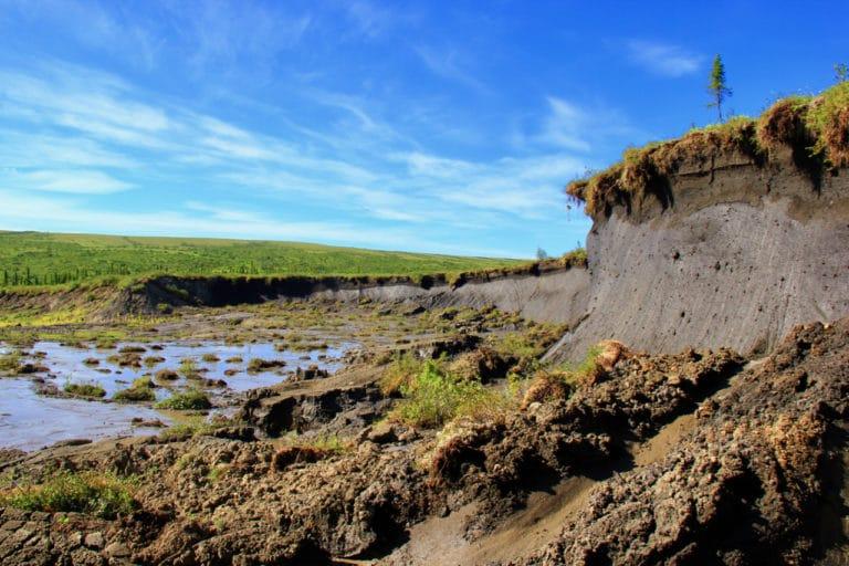 permafrost photo by Scott Zolkos