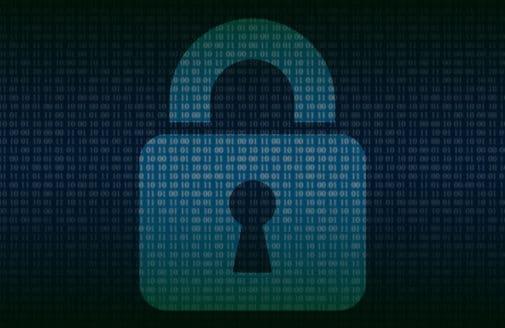 representation of internet security
