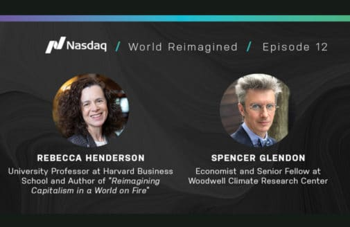 Rebecca Henderson and Spencer Glendon
