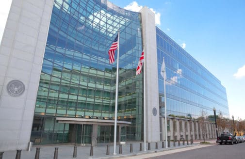 U.S. Securities and Exchange Commission office