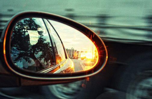 side rearview mirror
