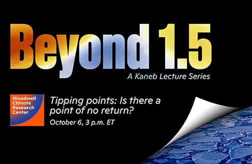 Beyond 1.5: Tipping points
