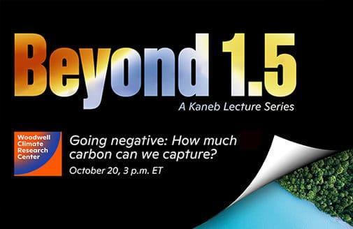 Beyond 1.5: Going negative